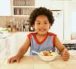 4 dicas saudáveis para o lanche da tarde das crianças.